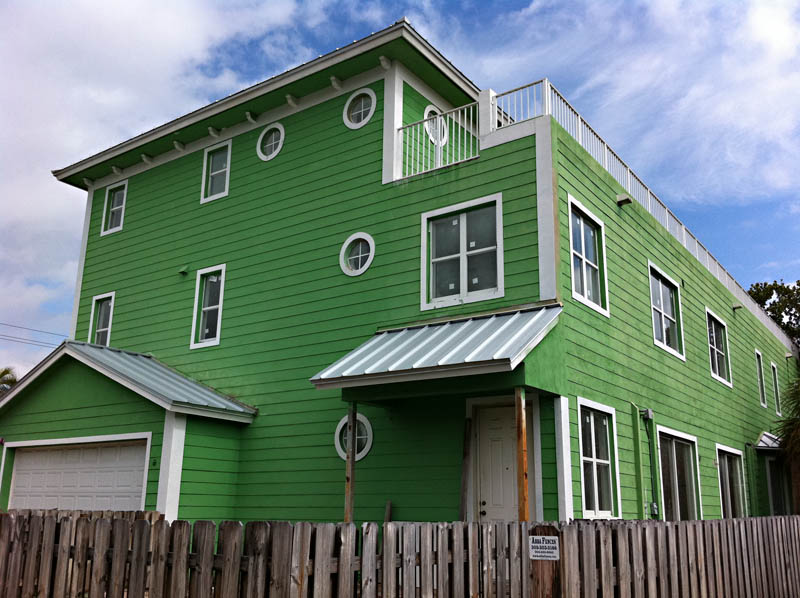 Colour-house