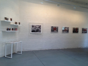 red gallery Kimberley exhibition