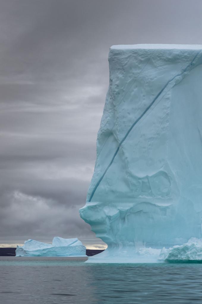 Julie Stephenson Greenland landscape icebergs -3