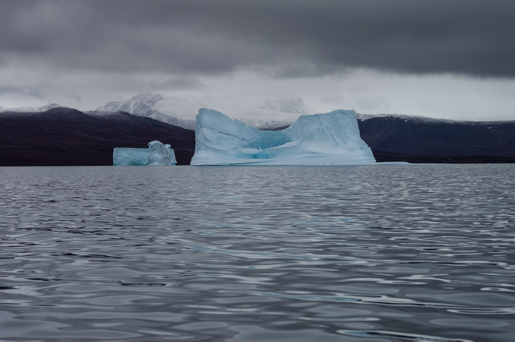 Julie Stephenson Greenland landscape icebergs -4