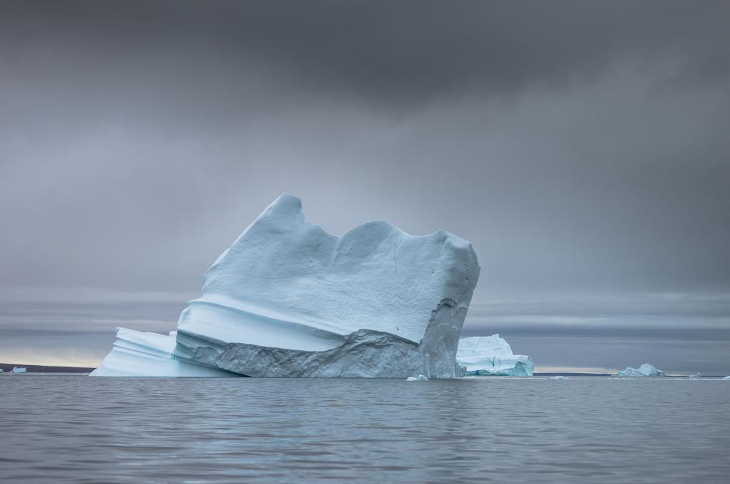 Julie Stephenson Greenland landscape icebergs -5