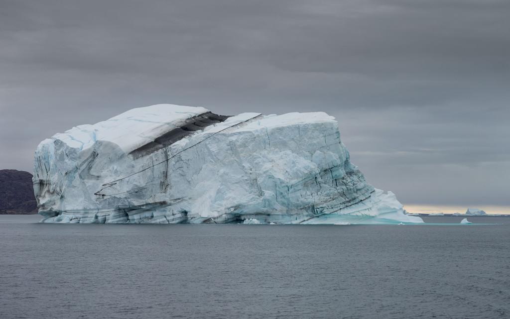 Julie Stephenson Greenland landscape icebergs -6