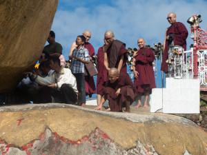 Myanmar Kyaikto onwards -0892